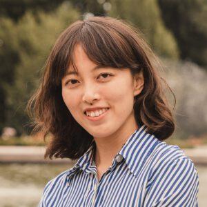 Xiaojing Xia portrait